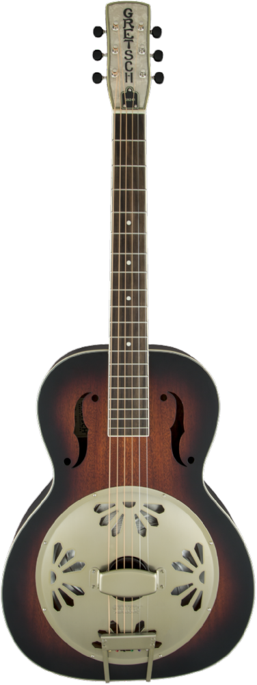 Gretsch G9241 Alligator Biscuit Electro Resonator